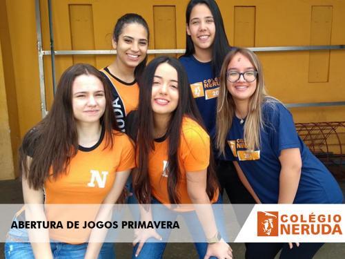 ABERTURA DE JOGOS PRIMAVERA (1)