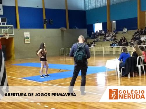 ABERTURA DE JOGOS PRIMAVERA (10)