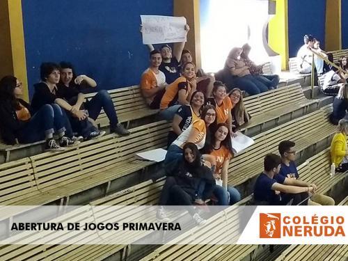 ABERTURA DE JOGOS PRIMAVERA (12)