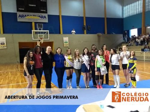 ABERTURA DE JOGOS PRIMAVERA (2)