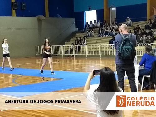 ABERTURA DE JOGOS PRIMAVERA (3)