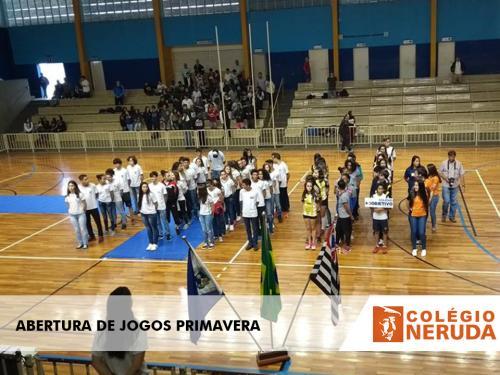 ABERTURA DE JOGOS PRIMAVERA (4)