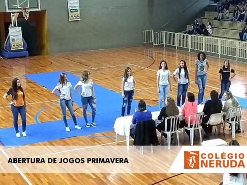 ABERTURA DE JOGOS PRIMAVERA (5)