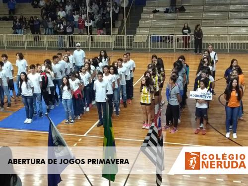 ABERTURA DE JOGOS PRIMAVERA (8)